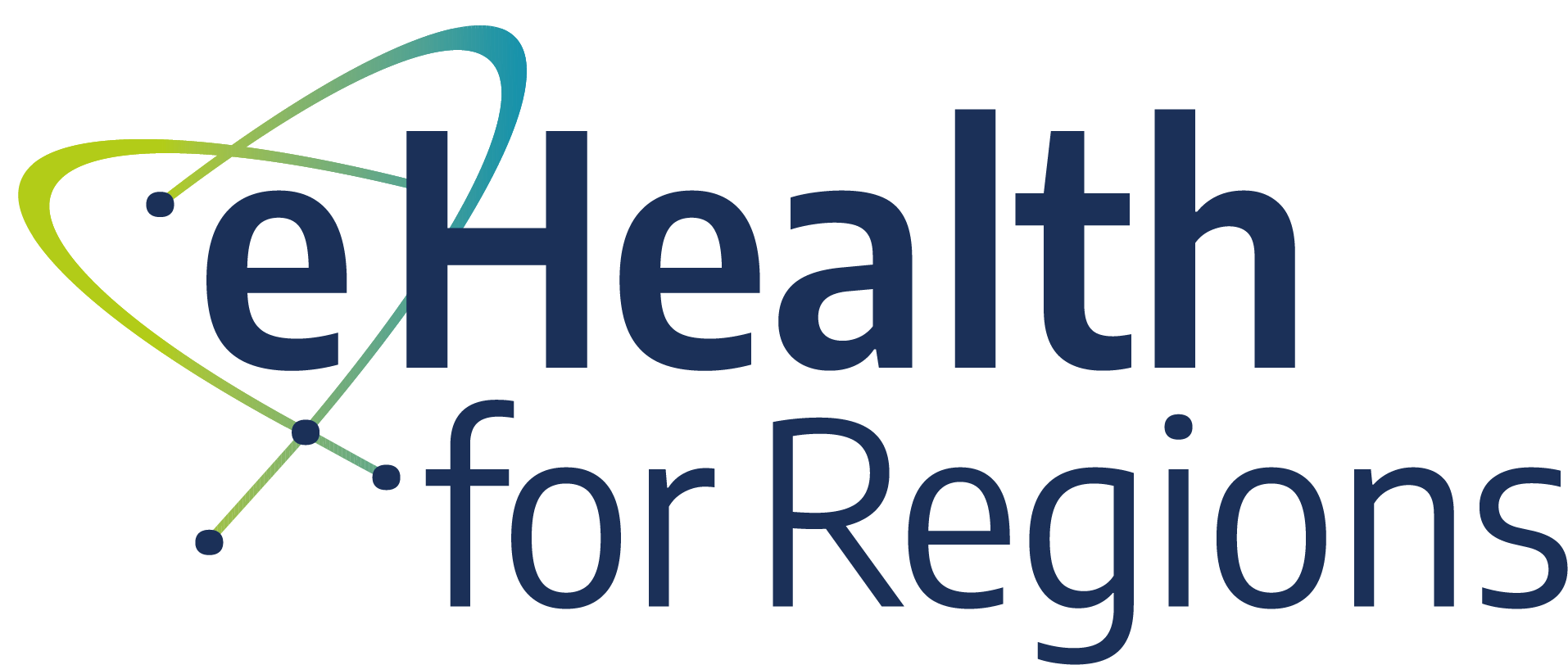 Logo of eHealth for Regions network